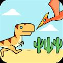 T-Rex Runner: Desert icon