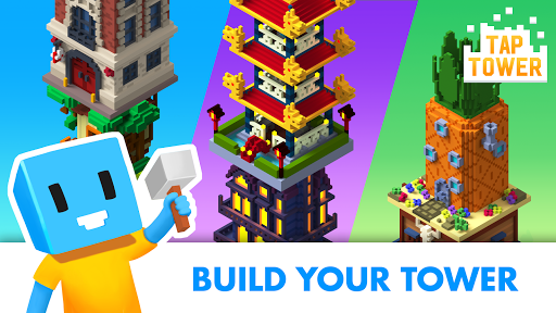 TapTower - Idle Building Game  screenshots 1