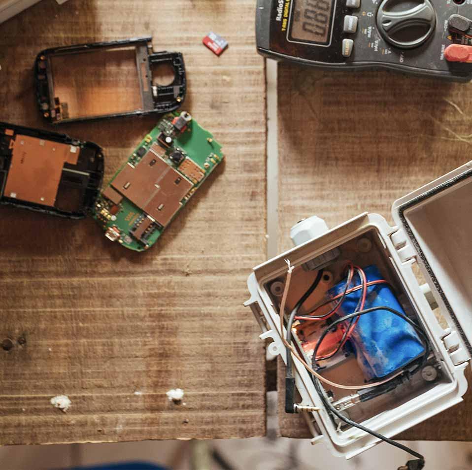 中古スマートフォンにAI技術が搭載されている
