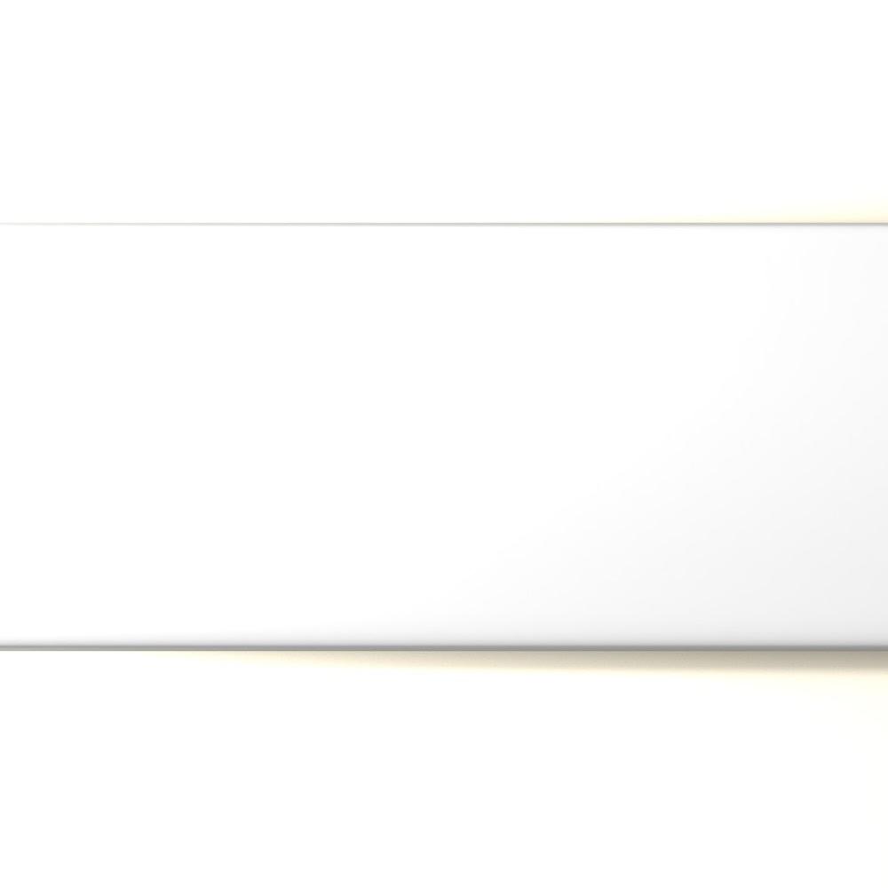 imperiale porte de douche coulissante phoenix iii 70 cm profiles blancs rayures horizontales