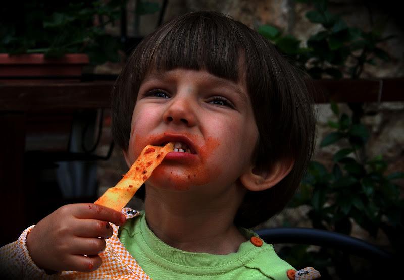 le mangio come mi pare.... le pappardelle! di rob