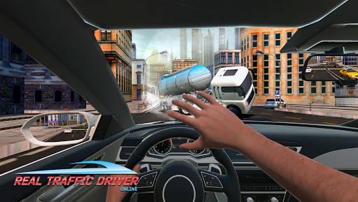 Real Traffic Driver Online 2019  captures d'u00e9cran 1