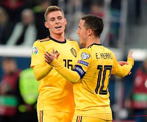 """Eden Hazard sur le parcours parfait des Diables: """"C'est à l'Euro qu'il faut faire ça"""""""