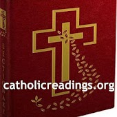 Daily Catholic Readings, Reflections and Prayers