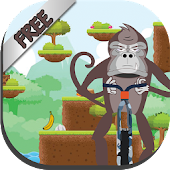 kong Monkey : Banana Hunt