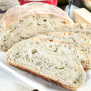 Harvest Pumpkin Seed Bread Recipe