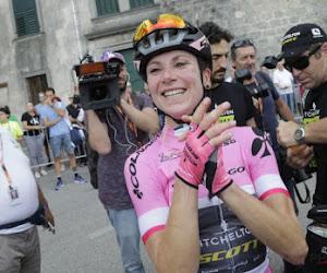 Van Vleuten afgevoerd naar ziekenhuis na val in Giro Rosa