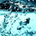 Water Bubbles Live Wallpaper icon