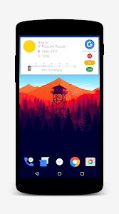 Nougat for Zooper screenshot 19