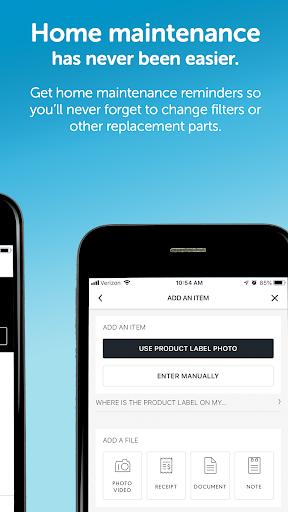 The HomeServe App screenshot 4