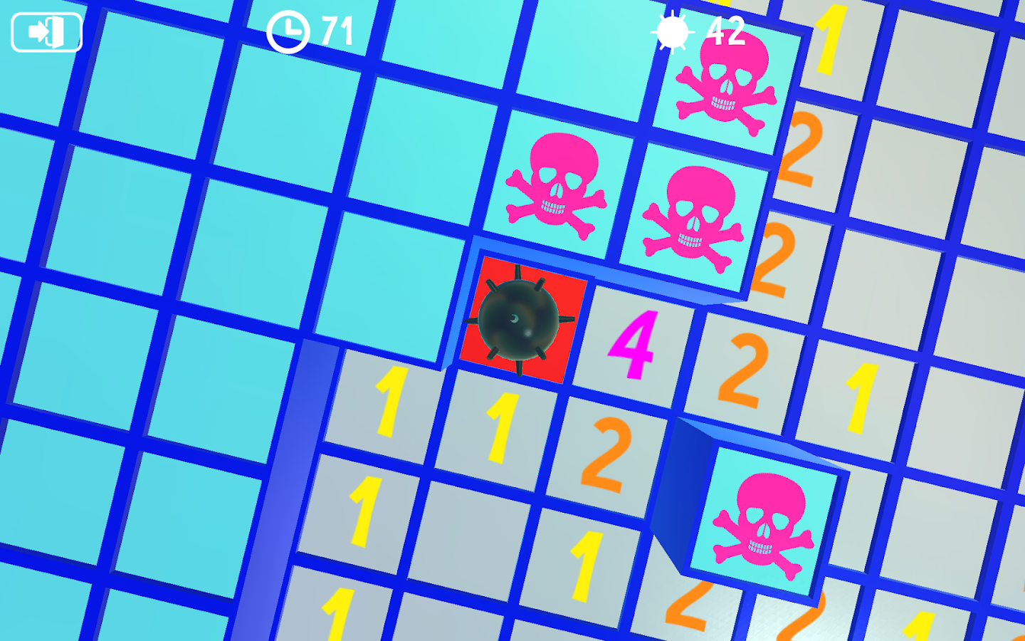 Minesweeper Supreme- screenshot