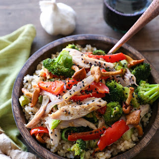 Stir Fried Turkey Recipes