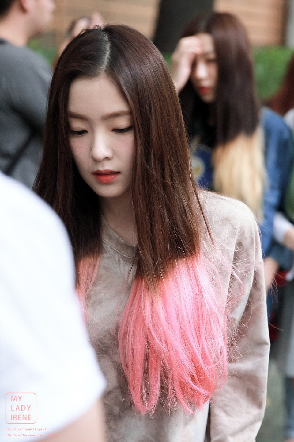 blackpink hair 8