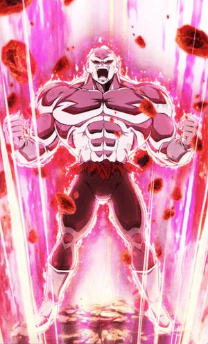 強者の威光・ジレン(フルパワー)