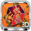 Ambe Maa 3D Cube Livewallpaper icon
