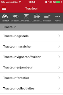 Terre-net Occasions - annonces- screenshot thumbnail