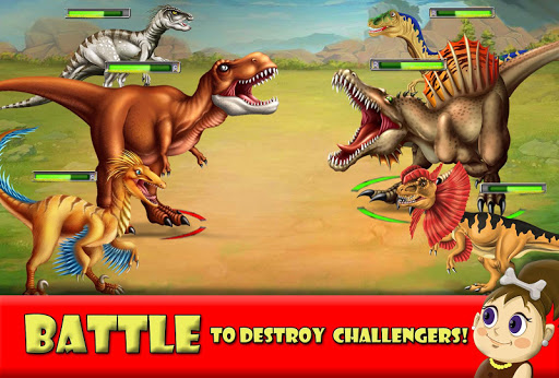 Dino Battle Apk apps 3