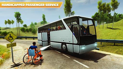 Offroad Bus Hill Driving Sim: Mountain Bus Racing 1.2 screenshots 8