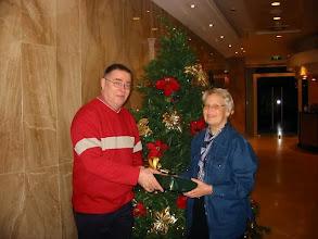 Photo: 20031201 A & S - Hotelli Almiranten joulukuusi, Lissabon