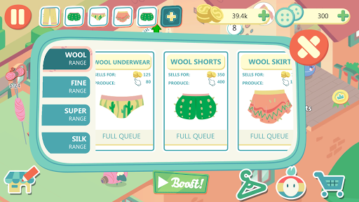 Sheepshop - Idle Fashion Tycoon 1.4.2 {cheat|hack|gameplay|apk mod|resources generator} 3