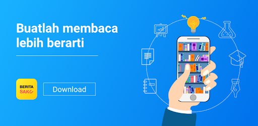 Berita saku – Buat Membaca Lebih Berarti app (apk) free download for Android/PC/Windows screenshot