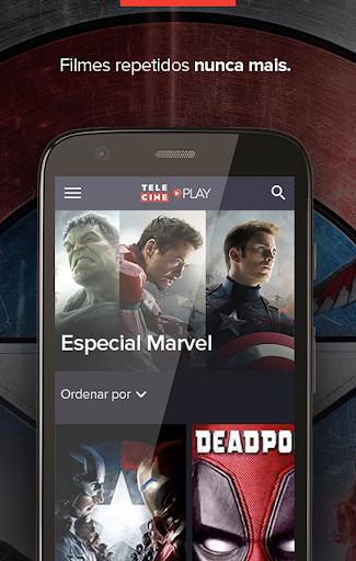 Telecine - Android TV screenshots 2