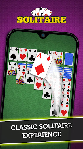 Classic Solitaire 2020 - Free Card Game apkdemon screenshots 1