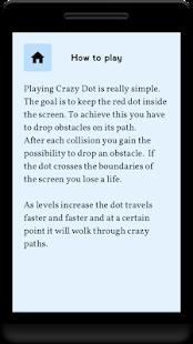 Crazy Dot - screenshot thumbnail