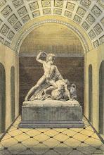Photo: Die Nischen waren als Aufstellungsort für antike Statuen gedacht.