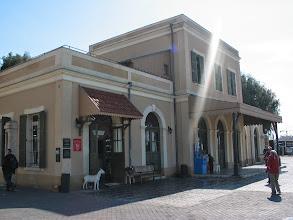 Photo: Jaffa Station 2014 (Šaman)