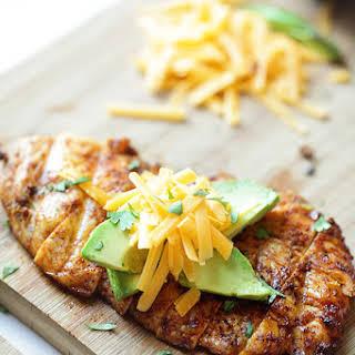 Fiesta Grilled Chicken.