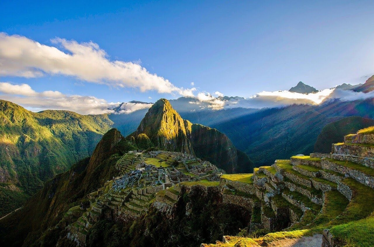 see machu picchu one of the must visit places in peru
