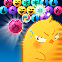 Bubble shooter : 泡泡粉碎 icon
