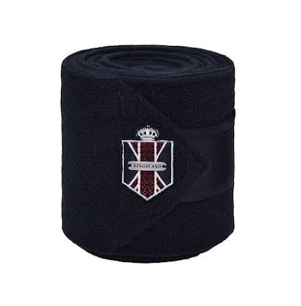 Kingsland Fleece Bandage 2 pack One Size