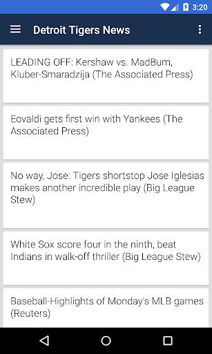 BIG Detroit Baseball ニュース