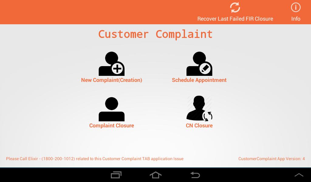 Customer-Complaint 7