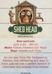 Backyard Brew Shedhead