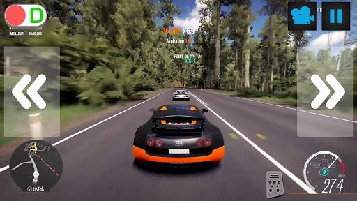 City Driver Bugatti Veyron Simulator 2 3