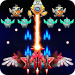 Strike Galaxy Attack: Alien Space Chicken Shooter Icon