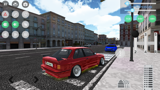 E30 Drift and Modified Simulator android2mod screenshots 21