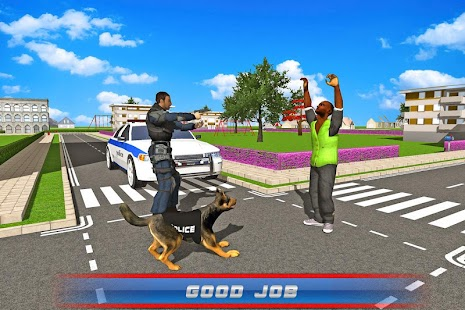 Police Dog City Crime Chase screenshot