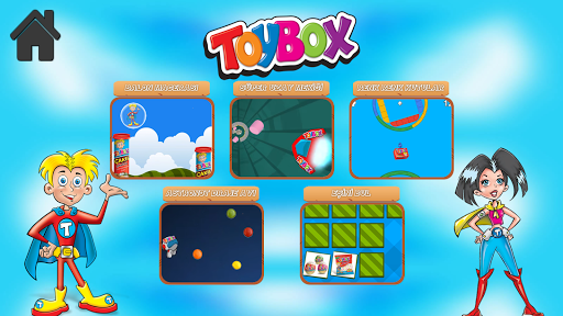 Toybox screenshot 2