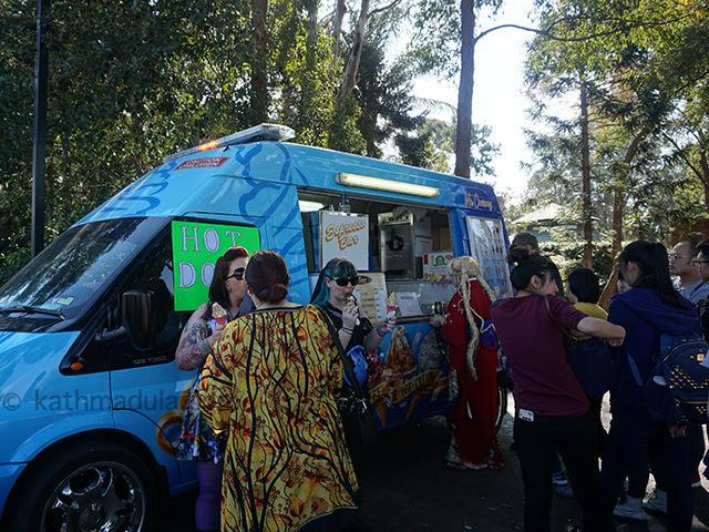Milkshake and Ice Cream Van