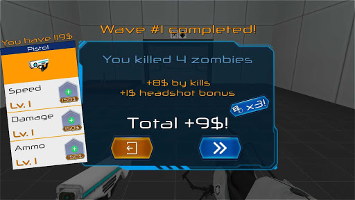 Portal Maze 2 - Aperture spacetime jumper games 3d 1.4 screenshots 5