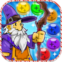Puzzle Bubble Wizard icon