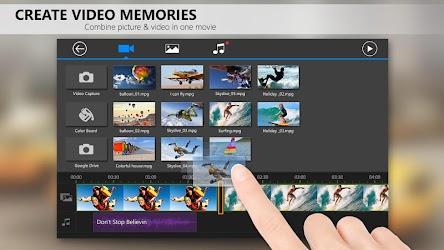 دانلود PowerDirector - Video Editor App, Best Video Maker