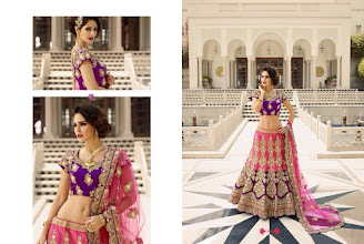 Photo: CODE: 13002 LEHENGA . Price : USD 152