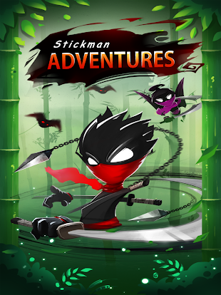 Stickman Adventures: Dash Jump (Unreleased)- screenshot thumbnail