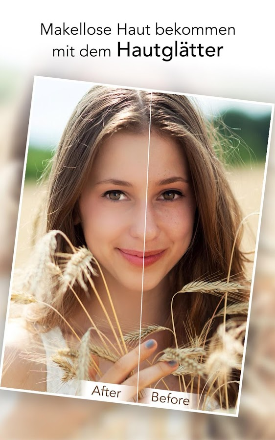 youcam perfect foto editor selfie camera app android apps