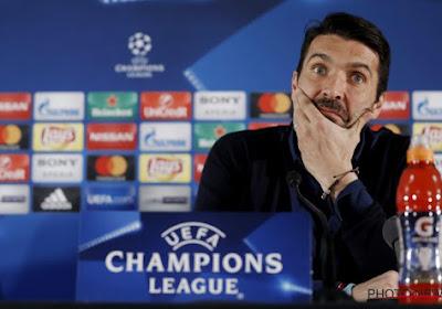 """Mais où va s'arrêter Buffon ? """"J'ai encore des projets pour 2018"""""""